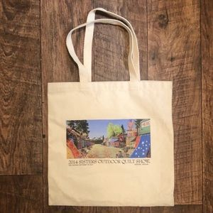 Sisters, OR Outdoor Quilt Show Tote